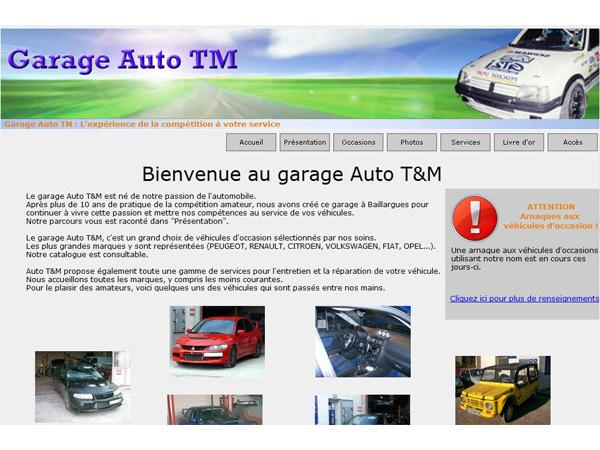 Garage Auto TM - Baillargues