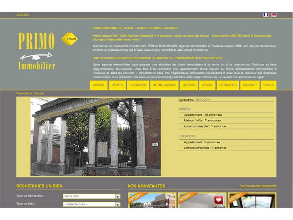 Primo Immobilier - agence immobilière à Toulouse