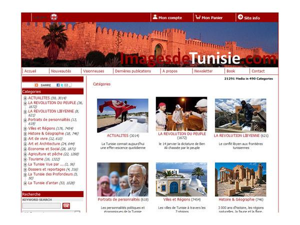 Photos sur la Tunisie