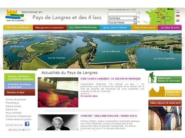 Pays de Langres et des 4 Lacs