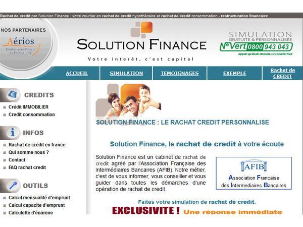 rachat crédit france