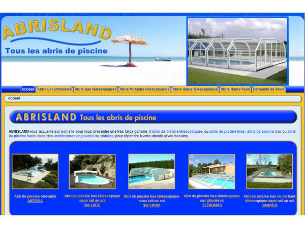 Abris Land Abris de Piscine