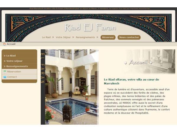Riad El Faran à Marrakech