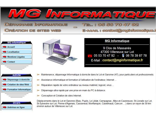 MG Informatique