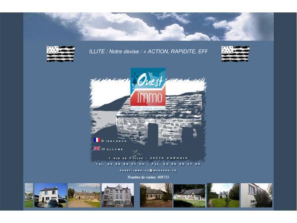 agence immobilère en centre bretagne