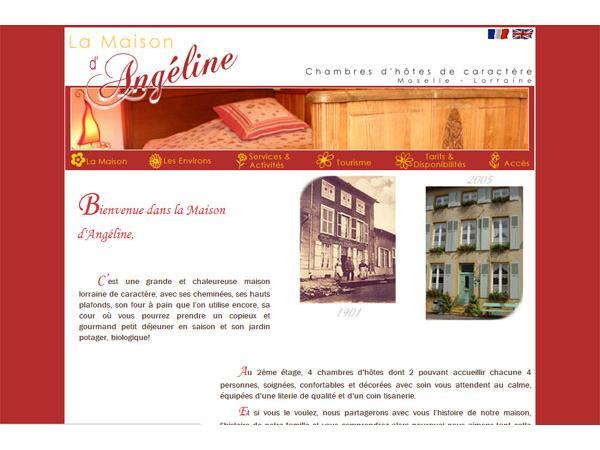 La Maison d'Angeline - Chambres d'hôtes en Moselle