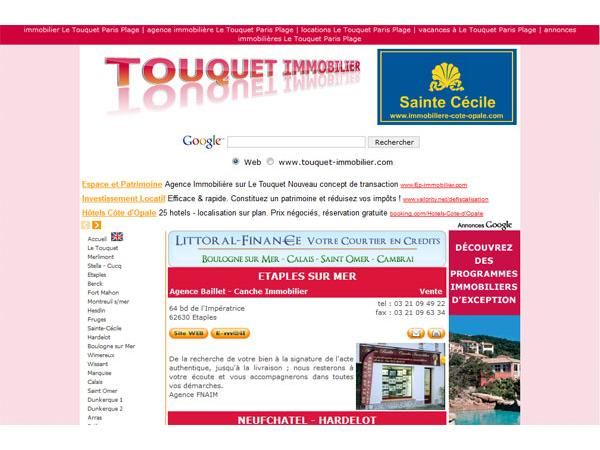 Touquet immobilier
