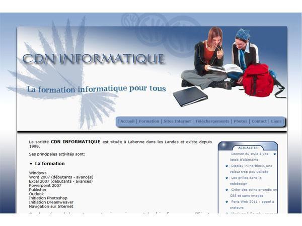 depannage assistance formation informartique