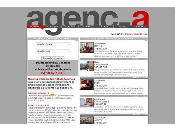 agenc-a : conseil en immobilier