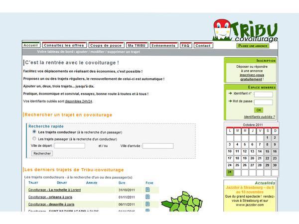 Tribu-Covoiturage