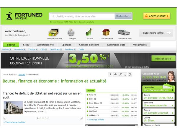 Fortuneo Direct Finance
