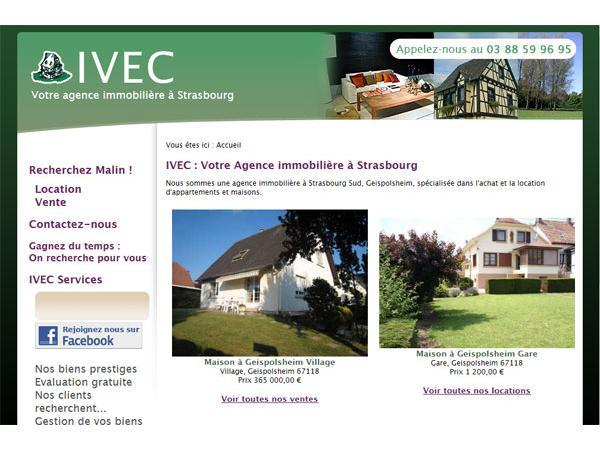 www.agence-ivec;com
