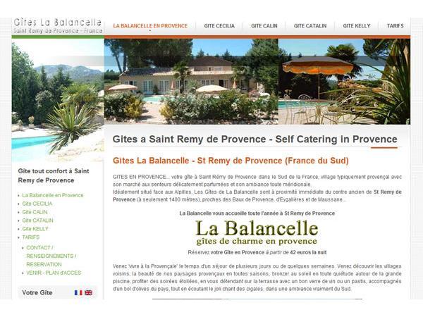 Gîtes piscine en Provence