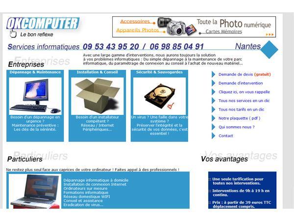 OK Computer : Votre partenaire informatique à Nantes