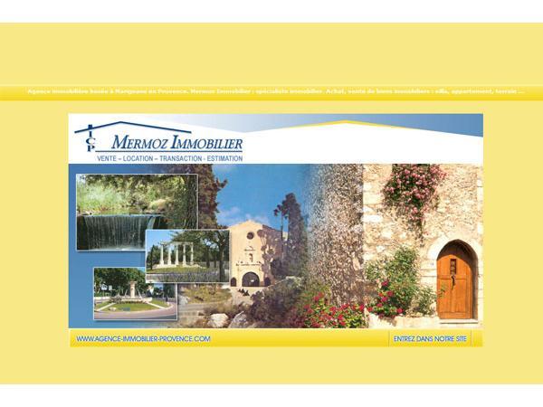 Mermoz : Agence immobilière Marignane