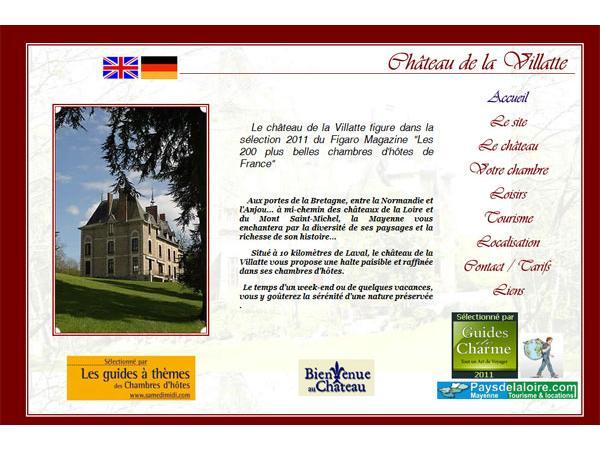 Chateau La Villatte