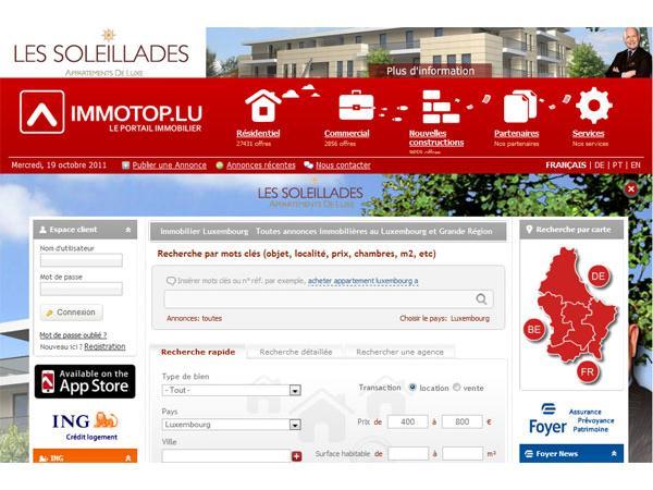 Immobilier au Grand-Duché du Luxembourg