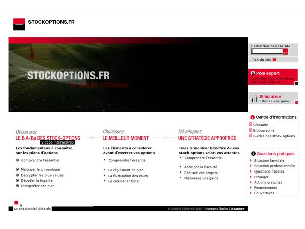 Stockoptions.fr