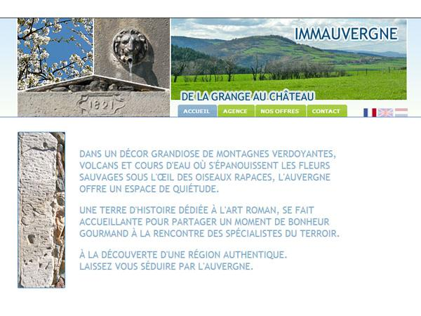 sud auvergne immobilier