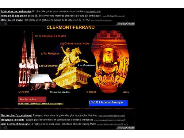 A la découverte de Clermont-Ferrand