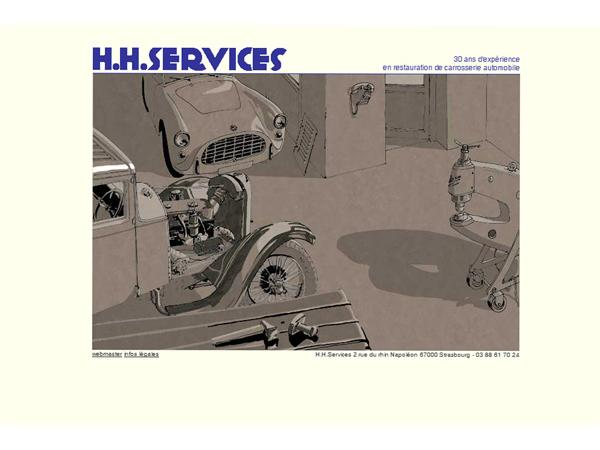 HH services - restauration de carrosseries