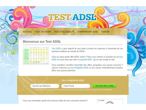 Comparatif ADSL | Test ADSL .net