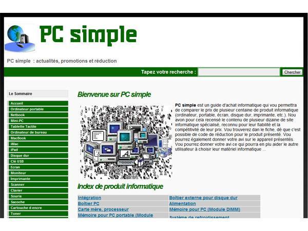 Pc-simple dépannage informatique à domicile Lille
