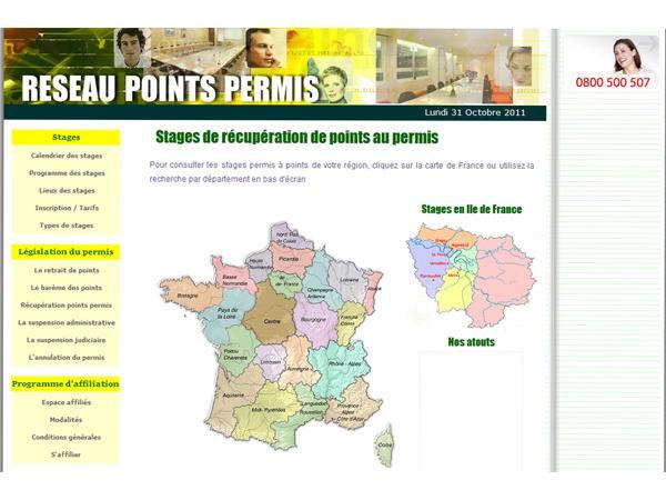 Réseau Points Permis