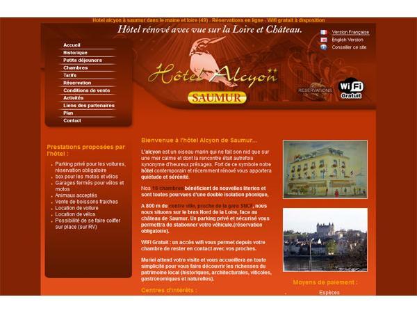 Hôtel Alcyon Saumur