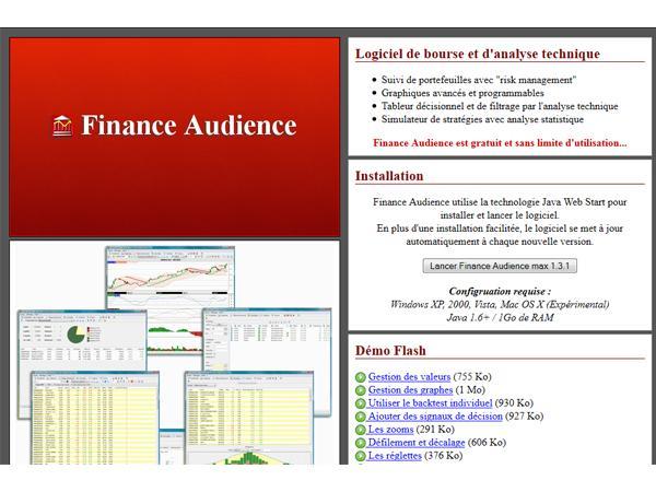 Finance Audience