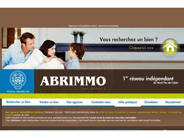 Agence immobilière Abrimmo