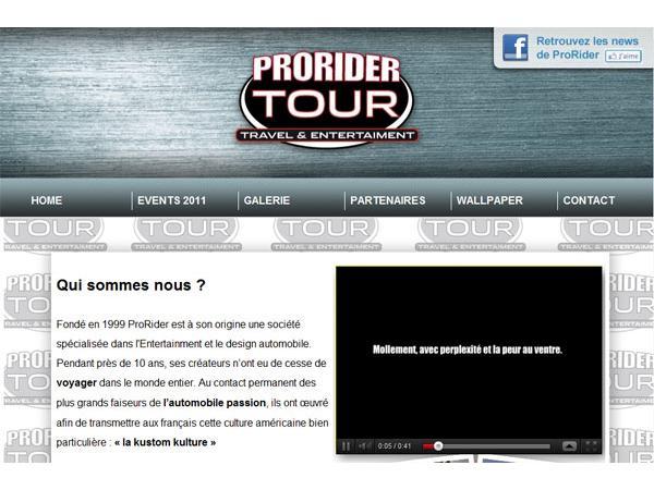 Prorider Magazine