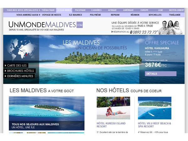 Un Monde Maldives