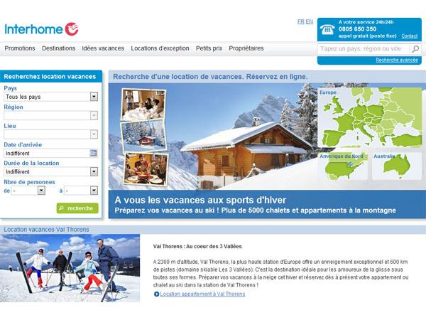 INTERHOME - Locations de Vacances