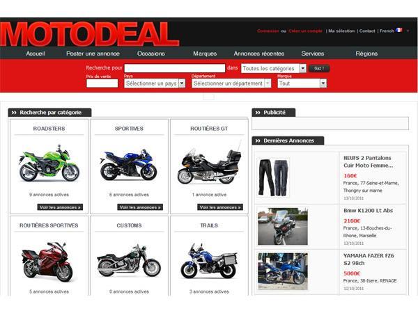 Moto Deal : Annonces Moto