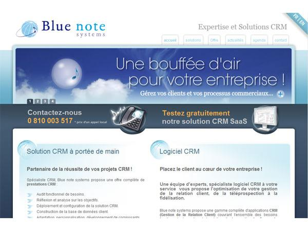 Blue note systems - SugarCRM Open Source