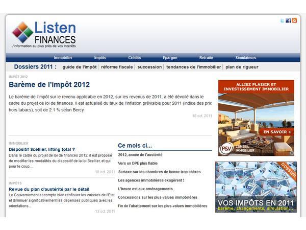 Listen Finances