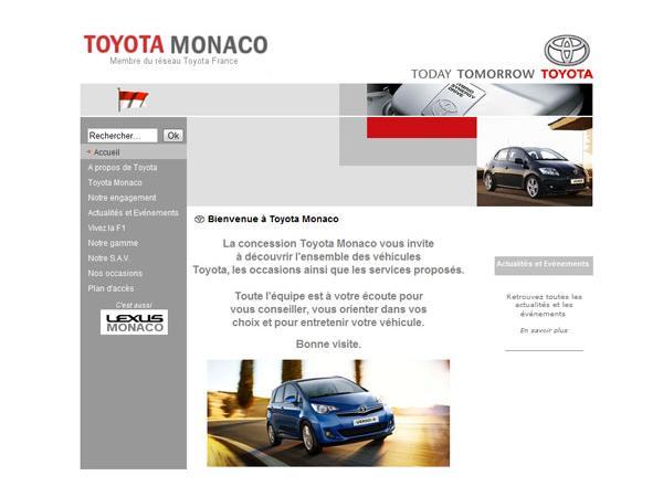 Toyota Monaco