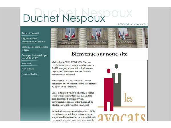 Avocats en droit immobilier au Barreau de Paris