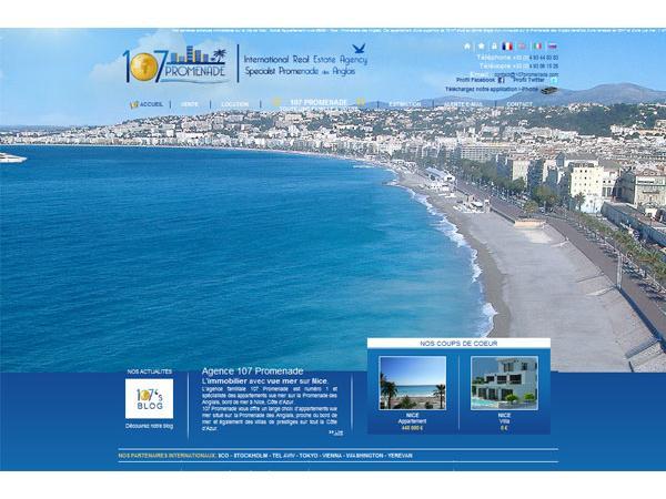 107 Promenade Immobilier