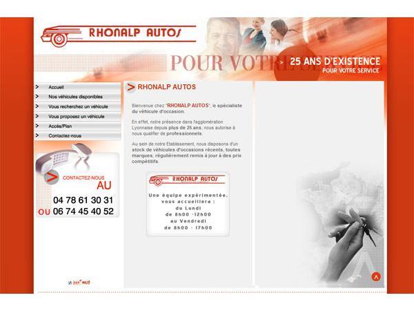 Rhonalp Autos Occasion Lyon