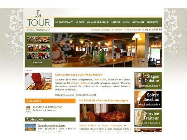 Hôtel Restaurant La Tour