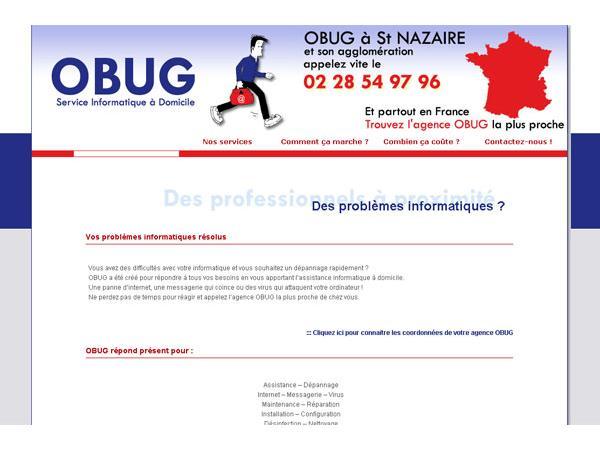 Depannage informatique sur St Nazaire et sa region