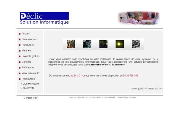 Déclic Solution Informatique