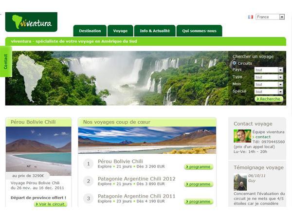 Voyages au Pérou, en Bolivie et au nord du Chili