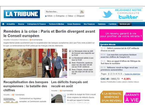 La Tribune.fr