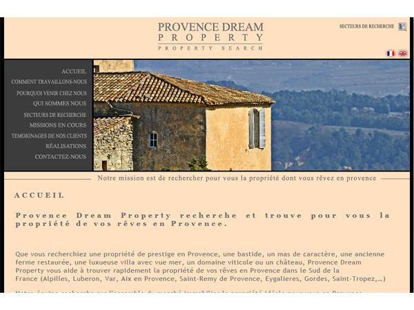 Provence Dream Property Recherche Immobilier