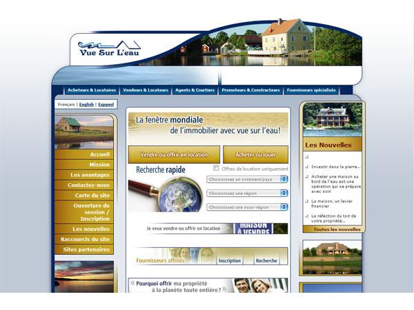 Vue sur l'eau.com