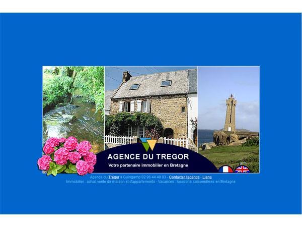 Agence Trégor : Agence immobilière Bretagne