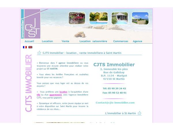 location immobiliere a st martin